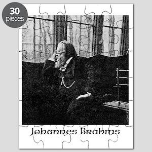 Johannes Brahms Puzzle