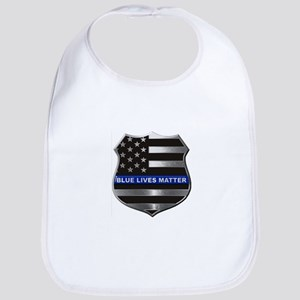 Blue Lives Matter Bib