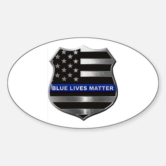 Blue Lives Matter Bumper Stickers