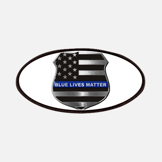 Blue Lives Matter Patch