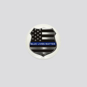Blue Lives Matter Mini Button
