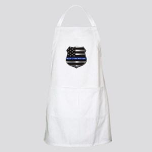 Blue Lives Matter Apron