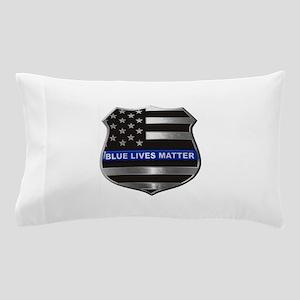 Blue Lives Matter Pillow Case