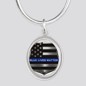 Blue Lives Matter Necklaces