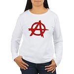 Anarchy Women's Long Sleeve T-Shirt
