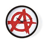 Anarchy Wall Clock