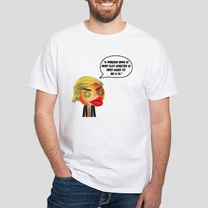 Crazy Donald Not A 10 T-Shirt