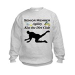 Agility Dirt Kids Sweatshirt