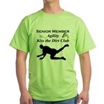 Agility Dirt Green T-Shirt