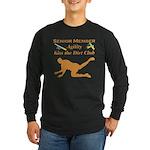 Agility Dirt Long Sleeve Dark T-Shirt