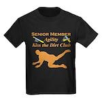Agility Dirt Kids Dark T-Shirt