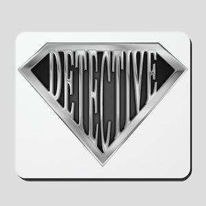 SuperDetective(metal) Mousepad