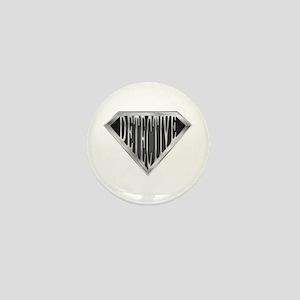 SuperDetective(metal) Mini Button