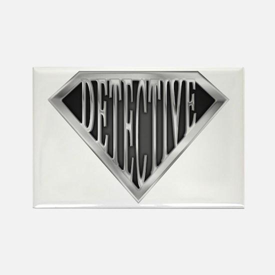 SuperDetective(metal) Rectangle Magnet