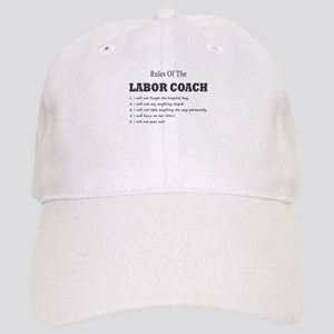 Rules of the Labor Coach Baseball Cap
