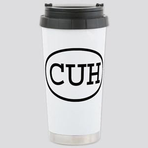 CUH Oval Mugs