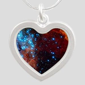 Orange Nebula Necklaces