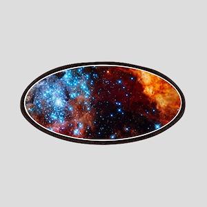 Orange Nebula Patch