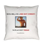 Welcome to Texas! #882 Everyday Pillow