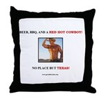 Welcome to Texas! #882 Throw Pillow