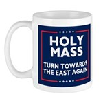 Mug Ad Orientem Mass Turn Towards The Lord Mugs