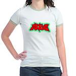 NYC Jr. Ringer T-Shirt