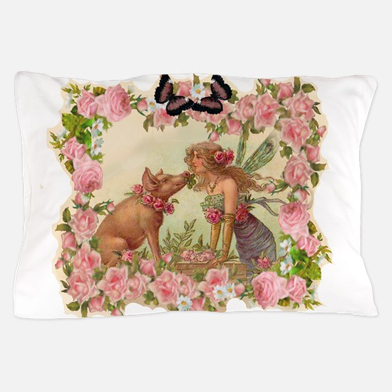 Good Luck Fairy Pillow Case