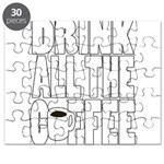 Drink all the Coffee Puzzle