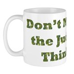 Judge Thinking Mug