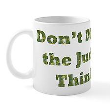 Judge Thinking Mug