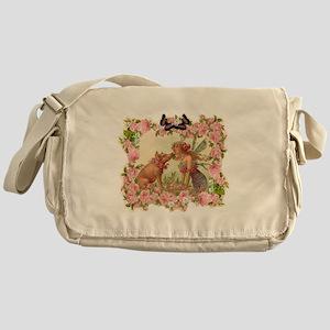 Good Luck Fairy Messenger Bag