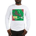 T-Rex Tennis Long Sleeve T-Shirt