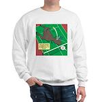 T-Rex Tennis Sweatshirt