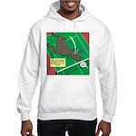 T-Rex Tennis Hooded Sweatshirt