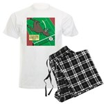 T-Rex Tennis Men's Light Pajamas