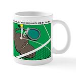 T-Rex Tennis Mug