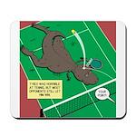 T-Rex Tennis Mousepad
