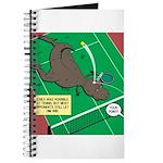 T-Rex Tennis Journal