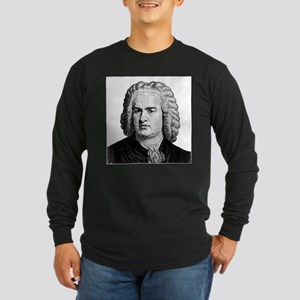 Bach Long Sleeve Dark T-Shirt