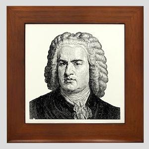 Bach Framed Tile