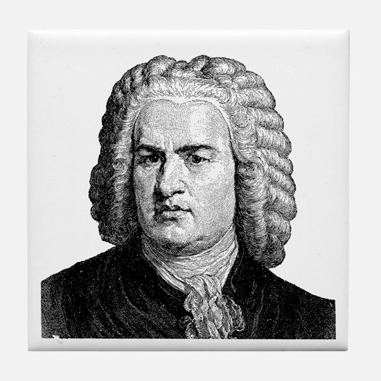Bach Tile Coaster