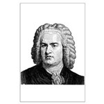 Bach Large Poster