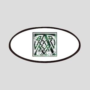 Monogram - Arthur Patches