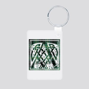 Monogram - Arthur Aluminum Photo Keychain