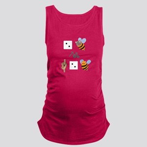 Shakespeare Humor Puzzle Maternity Tank Top