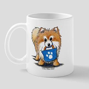 Doggie Bag Pom Mug