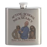 Acting School With Nick Searcy Flask