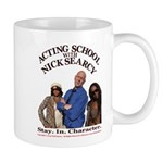 Acting School With Nick Searcy Mugs