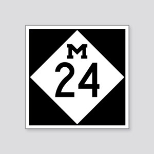 Michigan M24 Sticker