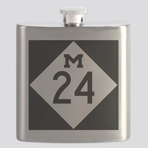 Michigan M24 Flask